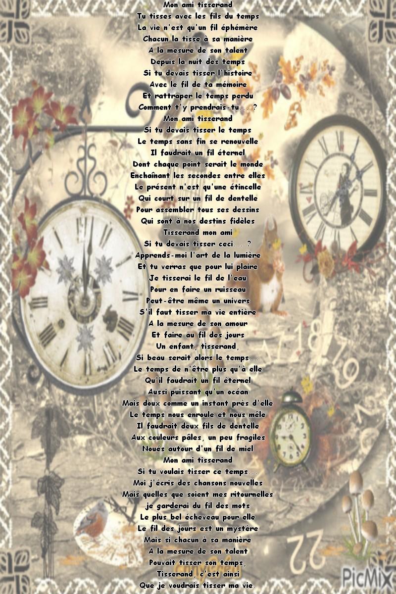 Vieillesse et littérature Tisser10