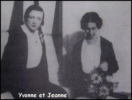 C- BIOGRAPHIE DE JEANNE CALMENT (1875-1997) Yvonne10