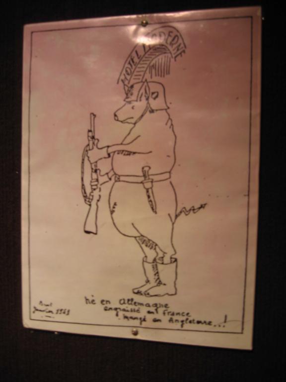 Musée de la Résistance Bretonne Img_5921