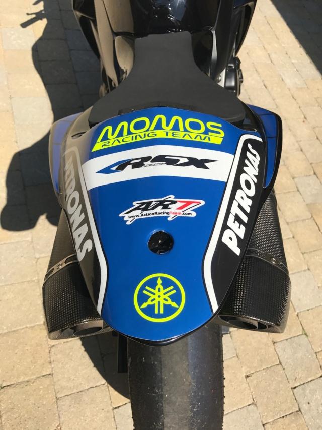 Yamaha R1 2010 6900€ 27000kms Img_3913