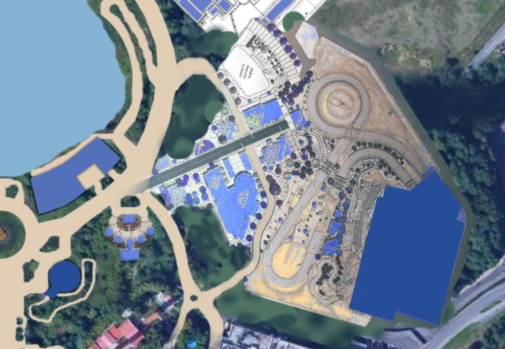 [News] Extension du Parc Walt Disney Studios avec nouvelles zones autour d'un lac (2020-2025) - Page 4 Carsla11