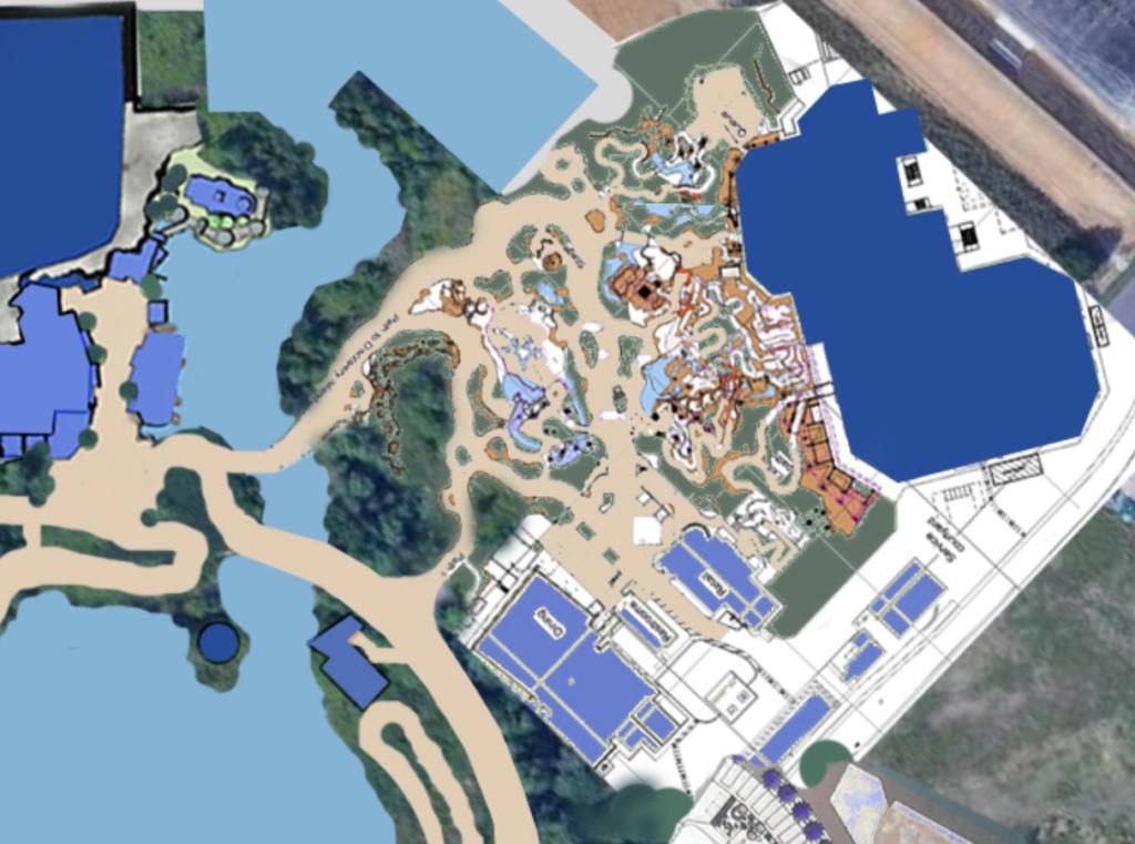 [News] Extension du Parc Walt Disney Studios avec nouvelles zones autour d'un lac (2020-2025) - Page 4 Pandor10