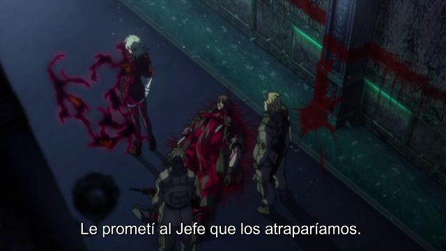 Hellsing Ultimate 1080p WEB-DL NF Sub-Español latino