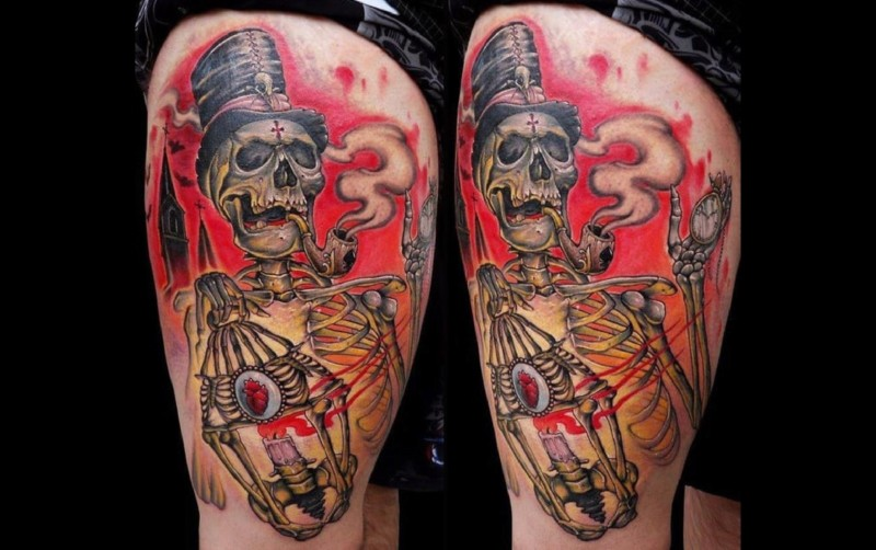 les pipeux tatoué  20190310