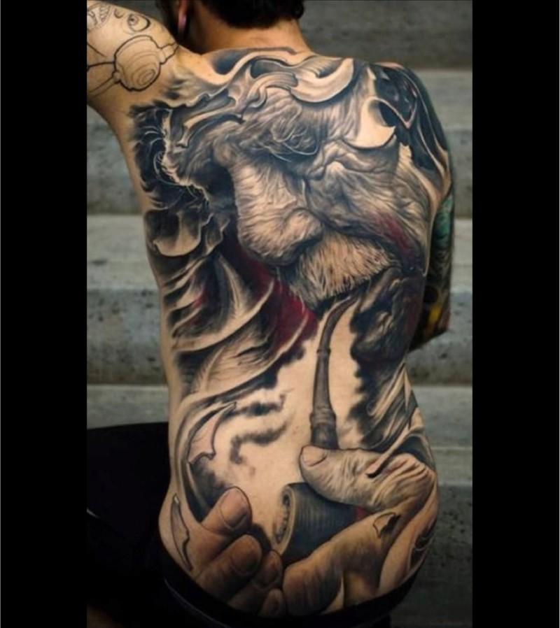 les pipeux tatoué  20190311