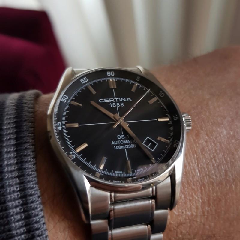 ¿Que reloj llevamos hoy? - Página 8 20190110