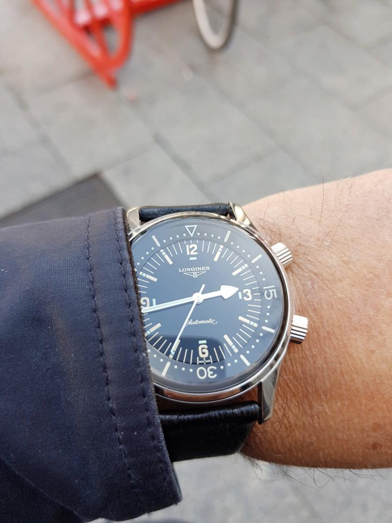 ¿Que reloj llevamos hoy? - Página 10 20190214
