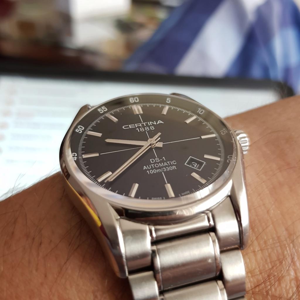 ¿Que reloj llevamos hoy? - Página 23 20200510