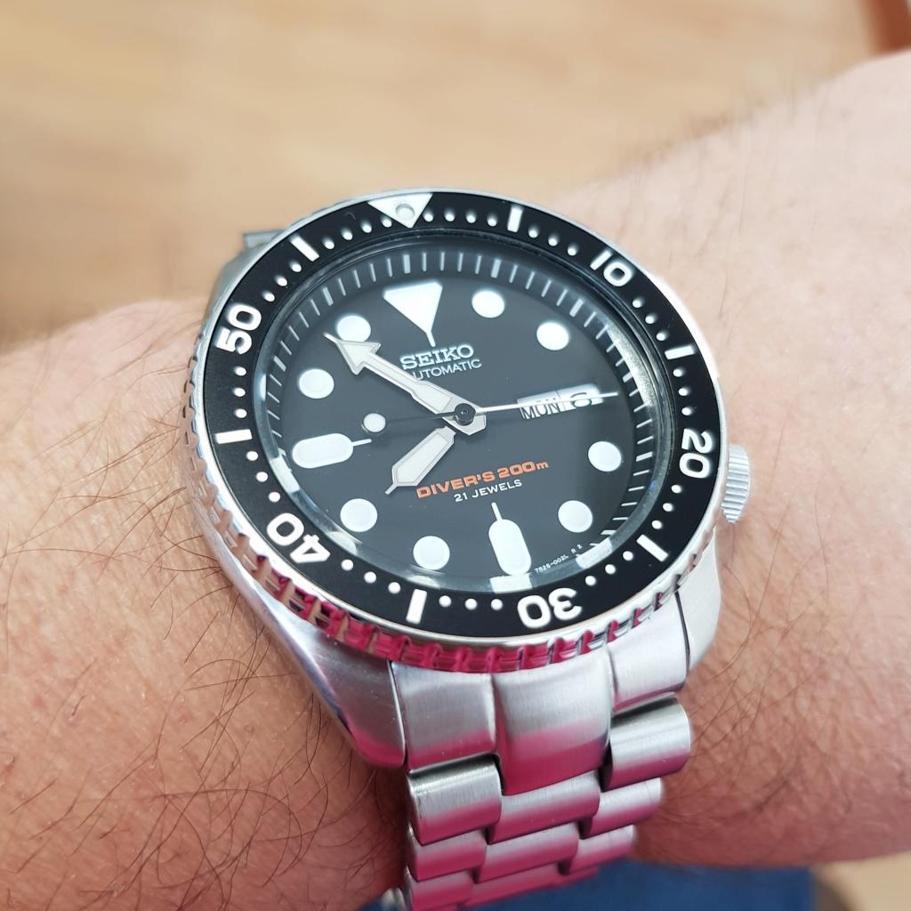 ¿Que reloj llevamos hoy? - Página 26 20200712