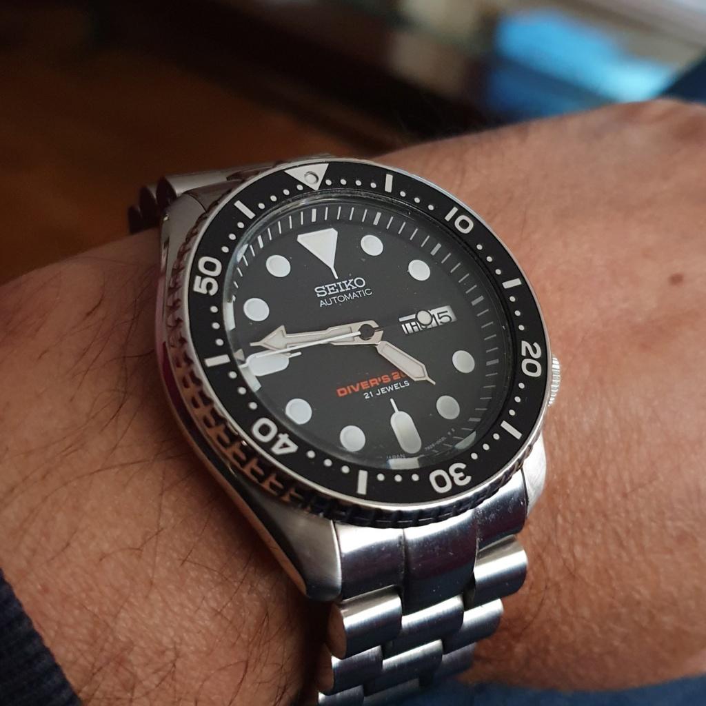 ¿Que reloj llevamos hoy? - Página 28 20201012