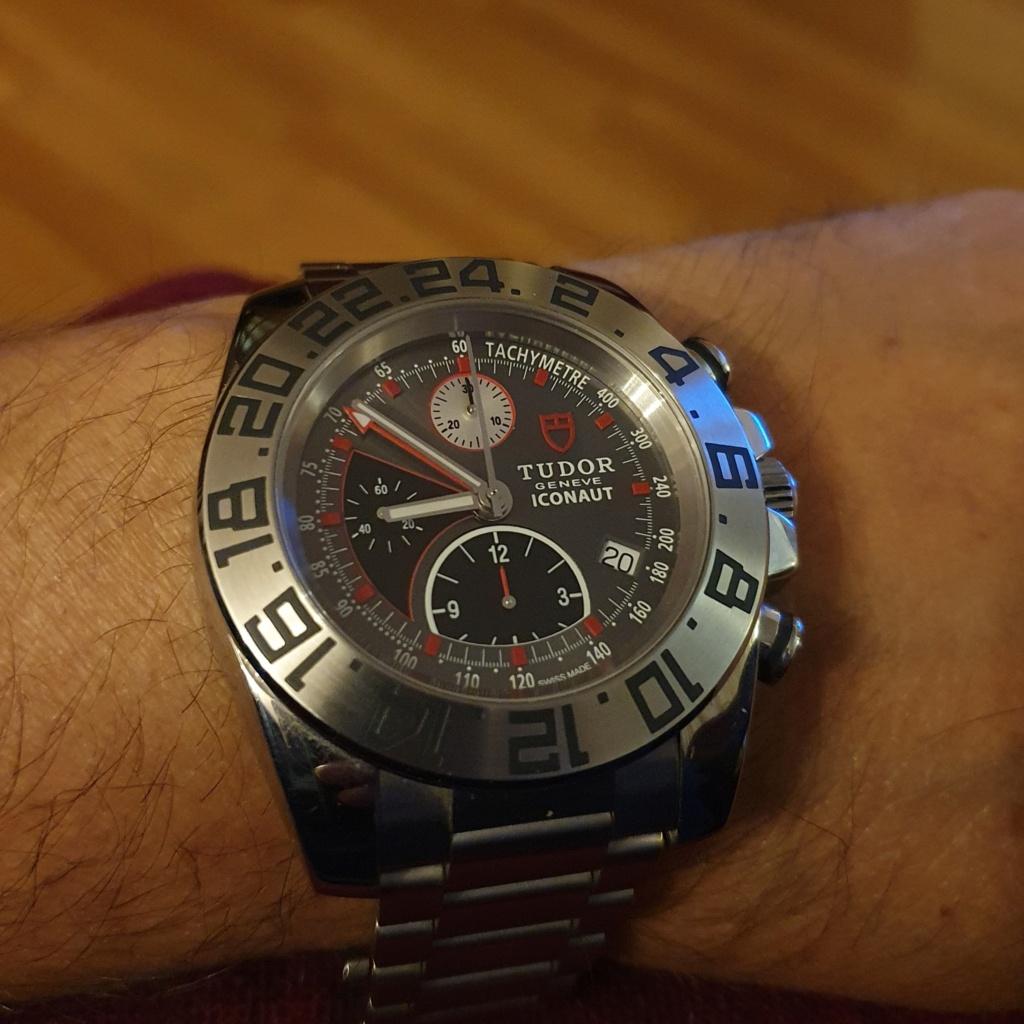 ¿Que reloj llevamos hoy? - Página 28 20201113