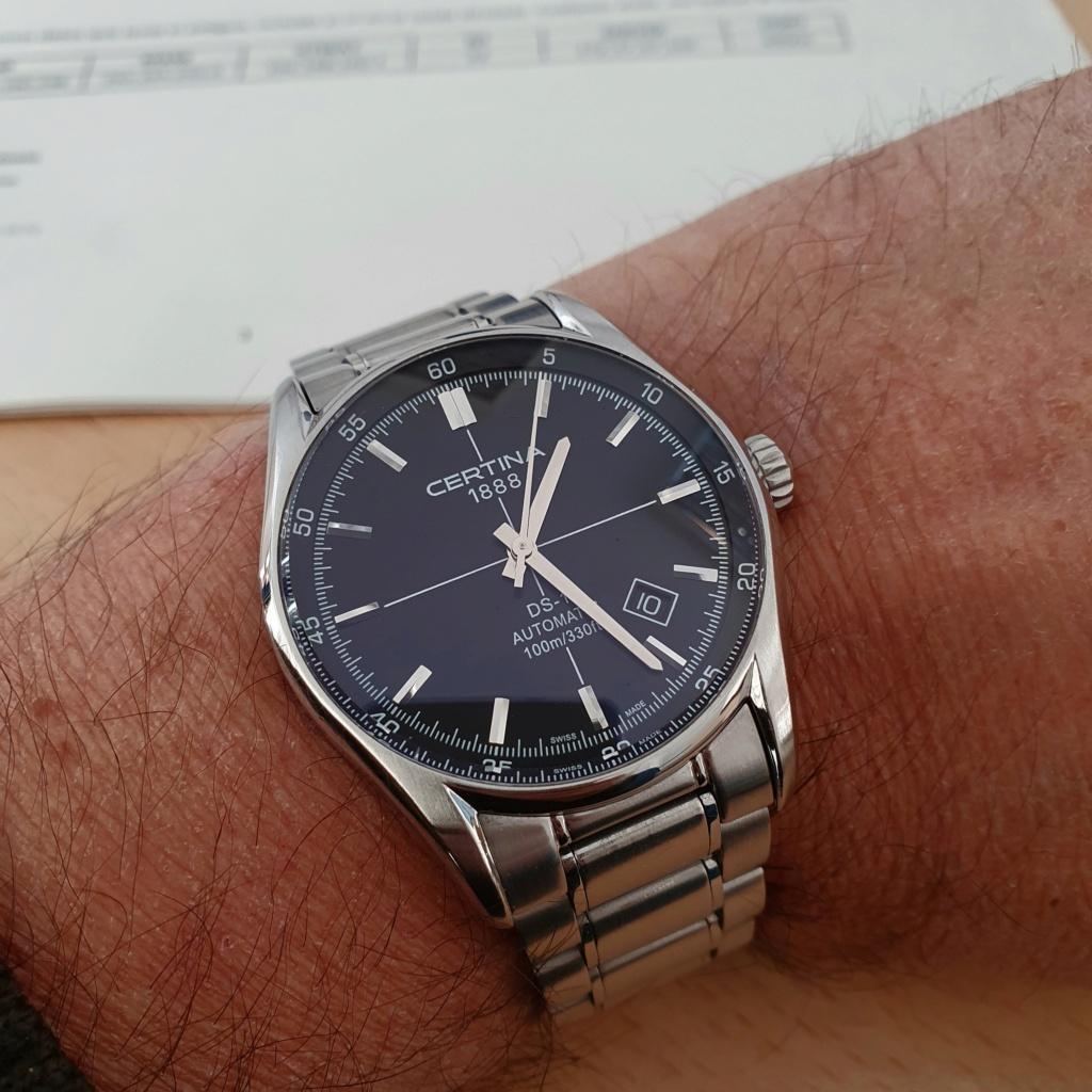 ¿Que reloj llevamos hoy? - Página 29 20201211