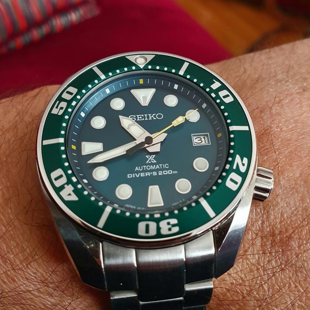 ¿Que reloj llevamos hoy? - Página 29 20201214