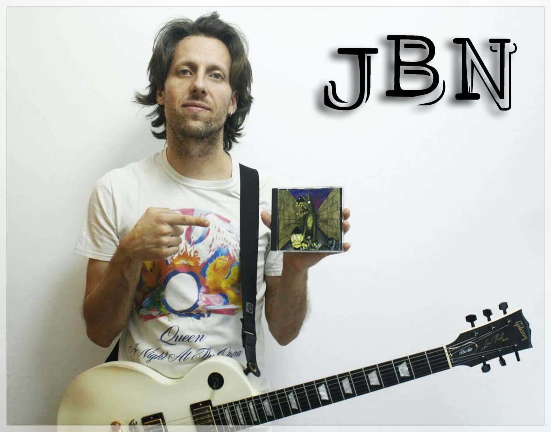 """Edición CD """"Greendog"""" Johnny B. Nasty ya a la venta y nuevo EP en camino Juanvi10"""