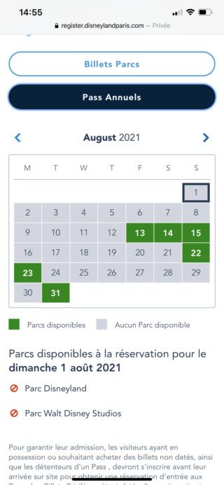 Pass Annuels et réouverture de Disneyland Paris pendant la pandémie de COVID-19 (2021) - Page 41 Bd550310