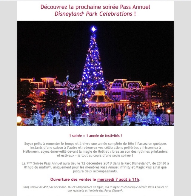 [Soirée PA] Disneyland Park Celebrations (12 décembre 2019) Ecran10