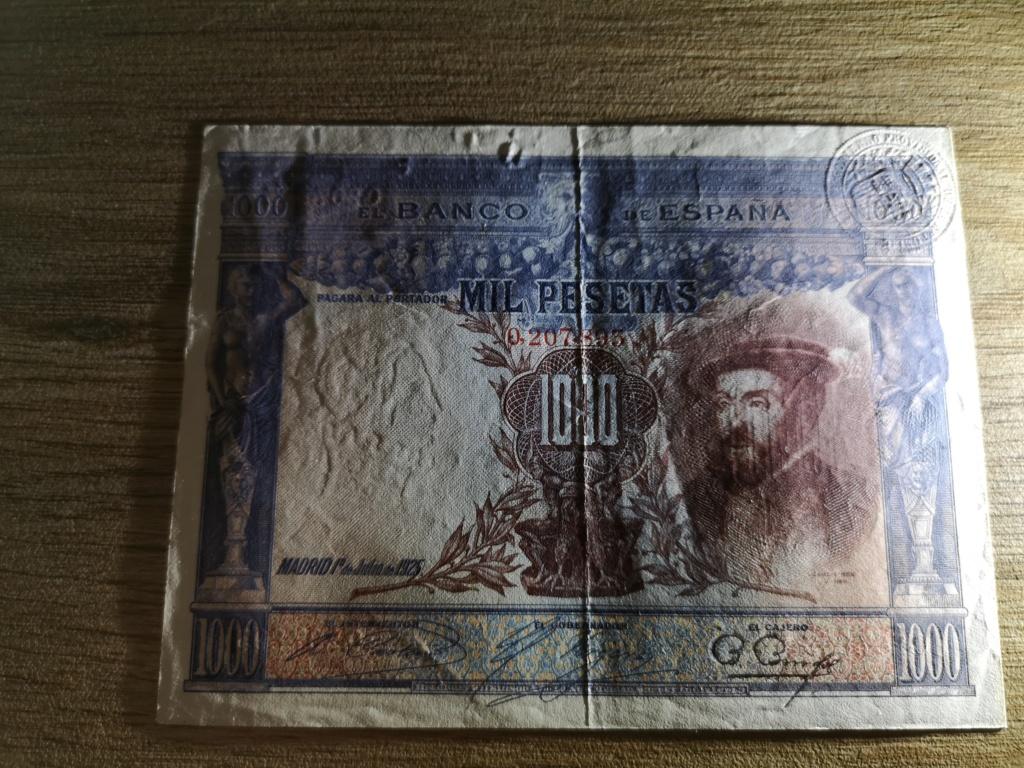 1000 pesetas de 1925 con sello en seco, 4 ejemplos Img_2021