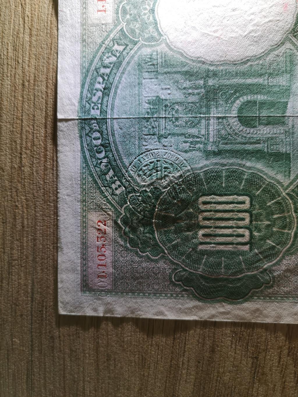 1000 pesetas de 1925 con sello en seco, 4 ejemplos Img_2024