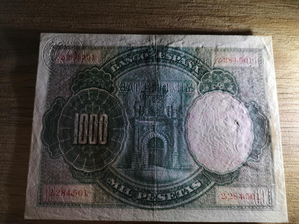1000 pesetas de 1925 con sello en seco, 4 ejemplos Img_2028