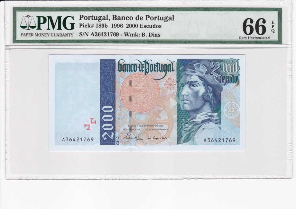 UNO - Juego con Billetes Portug20