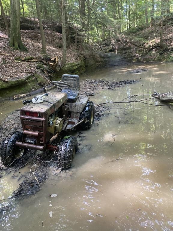 70's Wheel horse C-120 mud crawler trail rider - Page 5 5c72ef10
