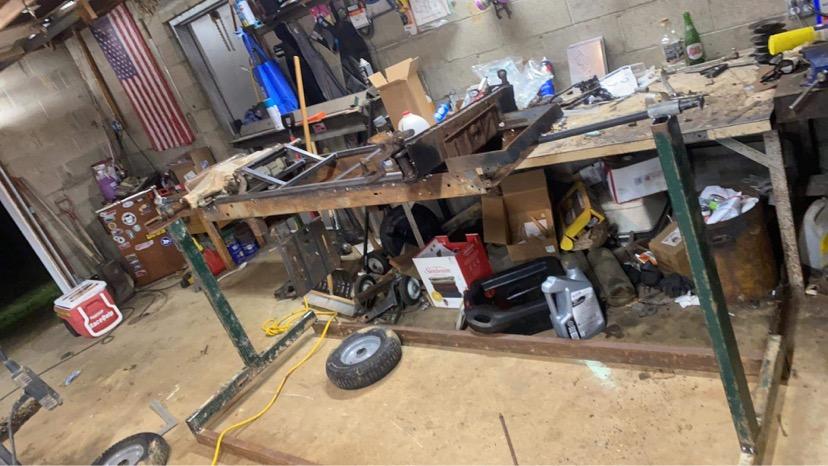 "XC Racer Build ""Fancy""     27hp Kohler, 820, tons of fab work  920e6a10"