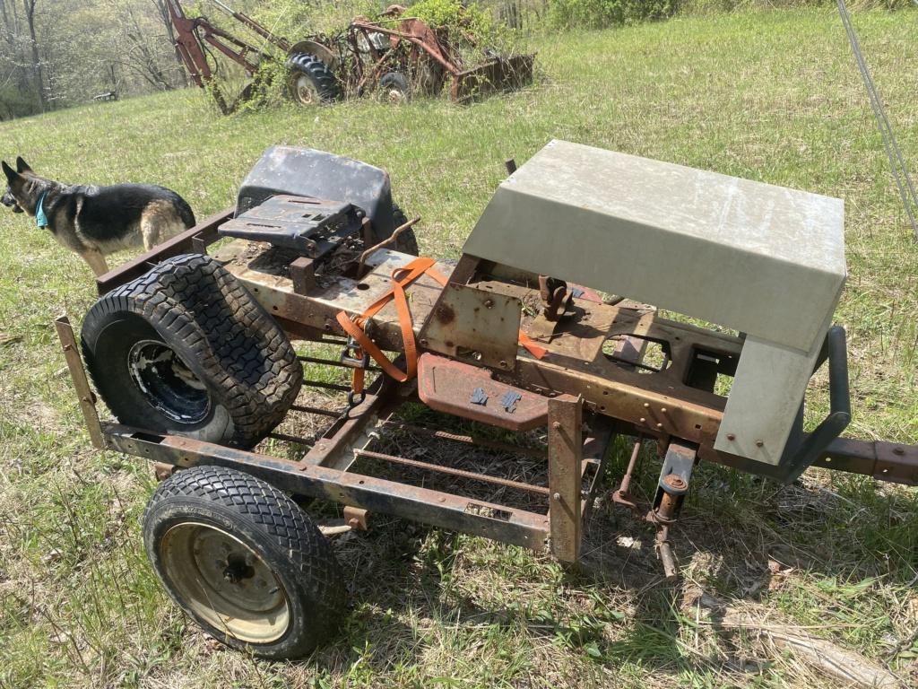 "XC Racer Build ""Fancy""     27hp Kohler, 820, tons of fab work  Bd242610"