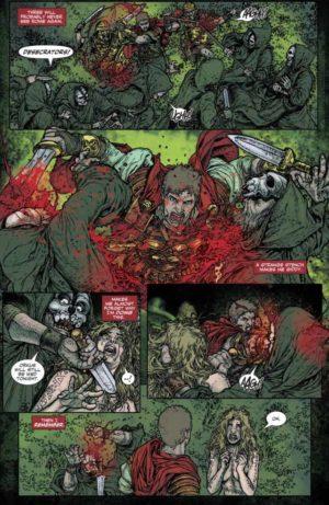 El arte del comic y la ilustración Britan11