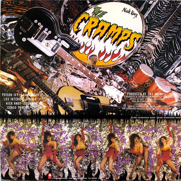 """Guia de Los mejores directos del Rock  """"Vinilo""""  - Página 2 Cramps11"""