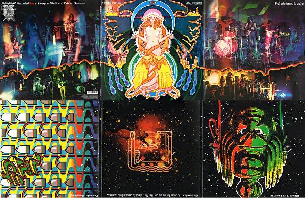 """Guia de Los mejores directos del Rock  """"Vinilo""""  Space310"""