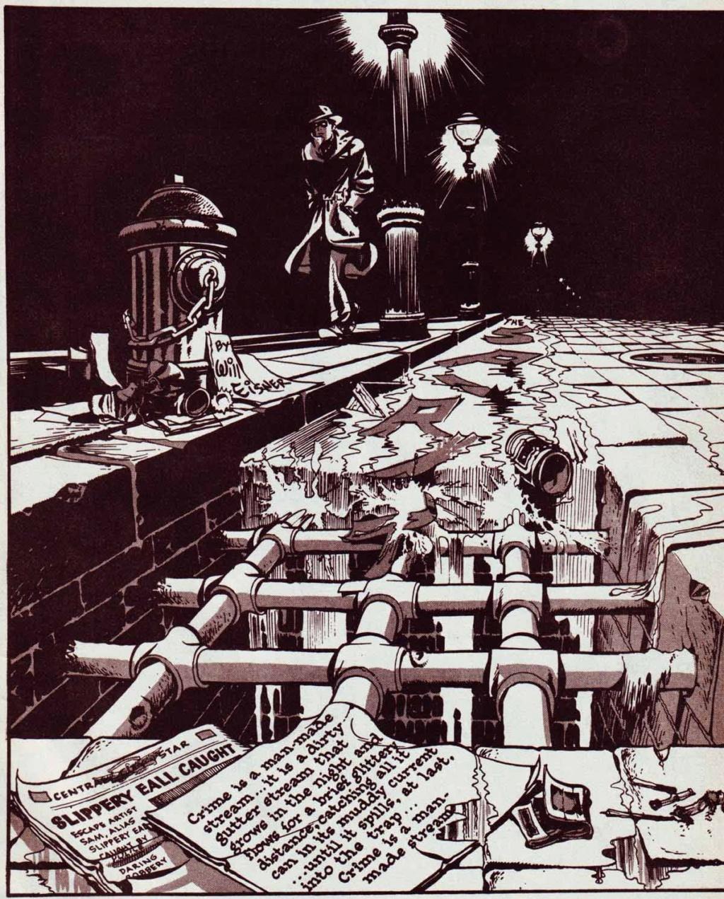El arte del comic y la ilustración Spirit12