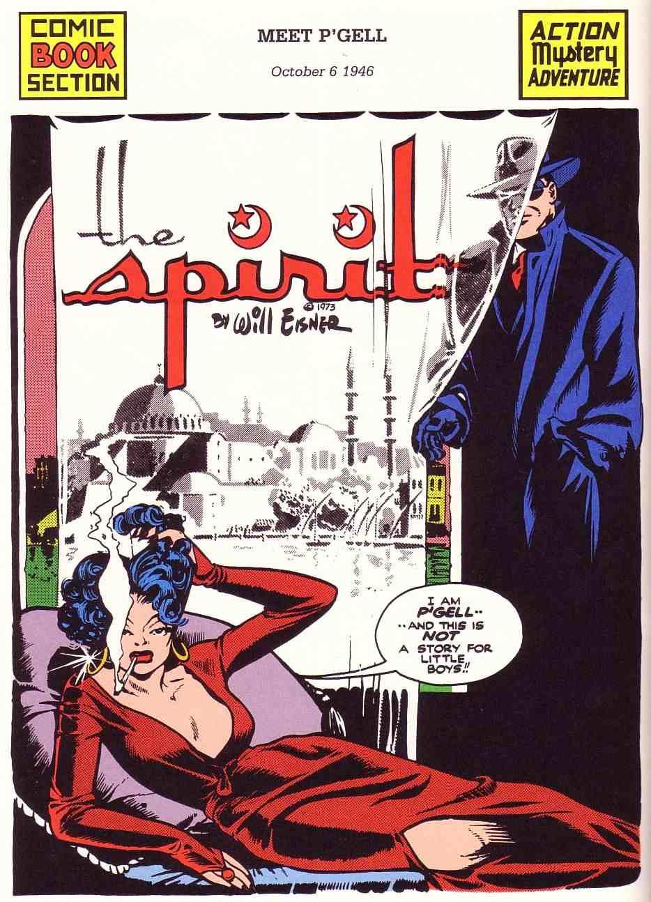 El arte del comic y la ilustración Will-e10
