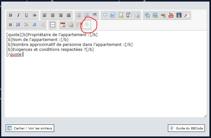 Comment bien recopier un formulaire de présentation ? Exempl10