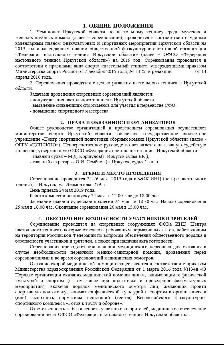 Командный чемпионат области 2019 213