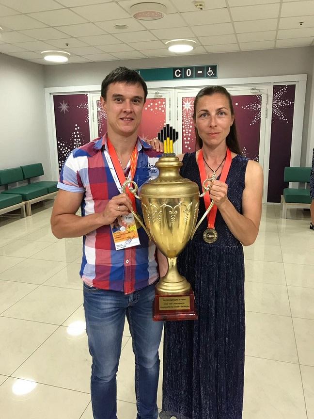 """XV Летняя Спартакиада """"Роснефть"""" Lab4wt11"""