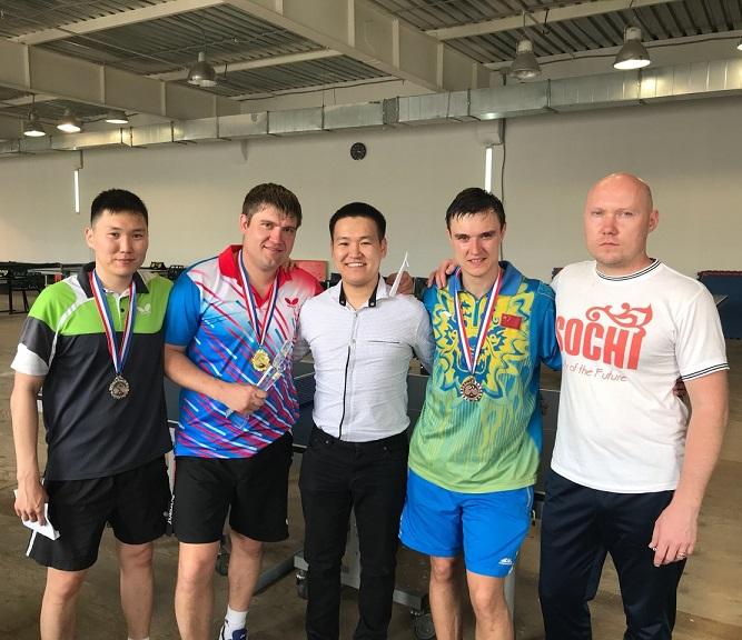 Турнир по настольному теннису  «Кубок Silver-Ball» Улан Удэ Ojiiu910