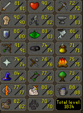 Vespolars main account progress thread / screenshot Dump Osrs_s10