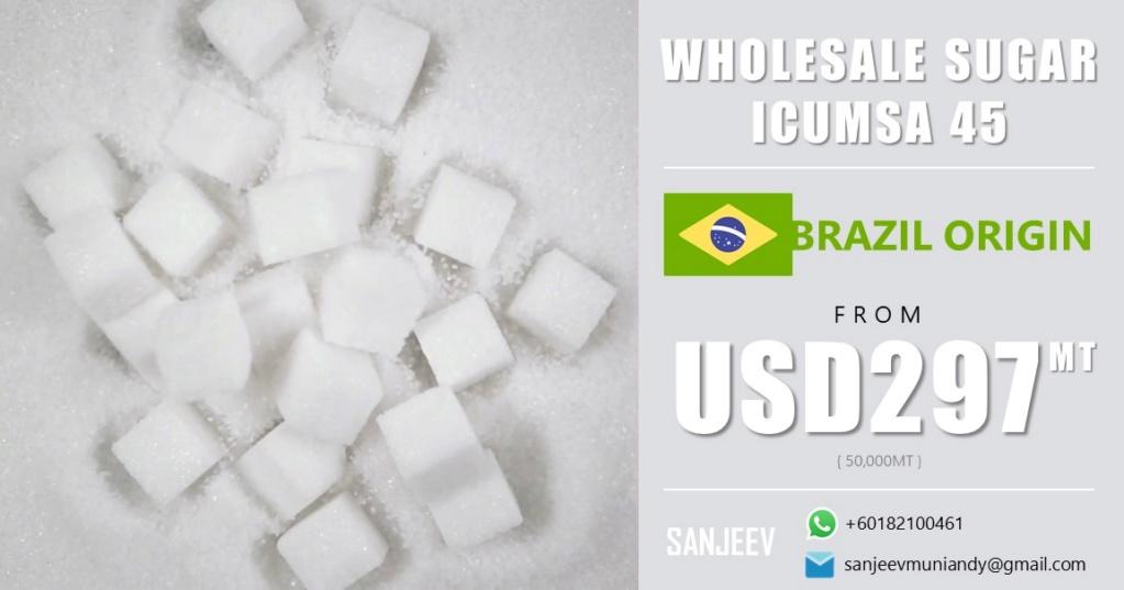 Brazil ICUMSA 45 Sugar Sugar_11
