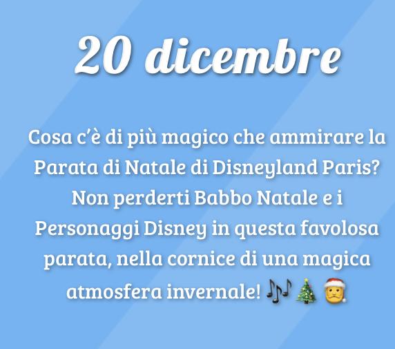 Il calendario dell'Avvento di Disneyland Paris - Pagina 4 054b3e10