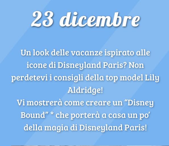 Il calendario dell'Avvento di Disneyland Paris - Pagina 4 5ddfc610