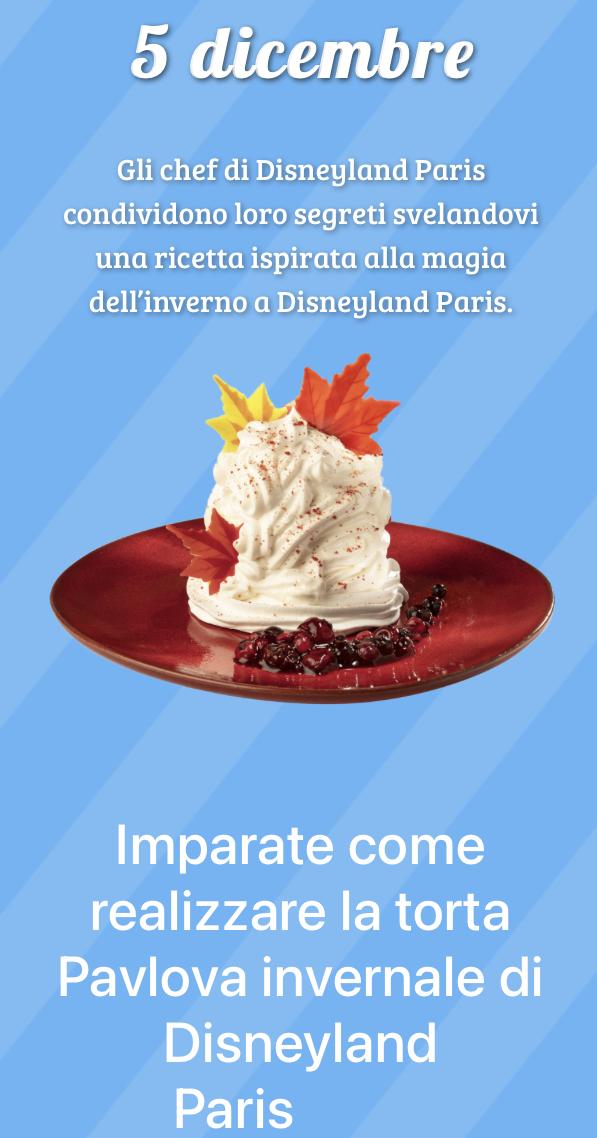 Il calendario dell'Avvento di Disneyland Paris 609d1f10