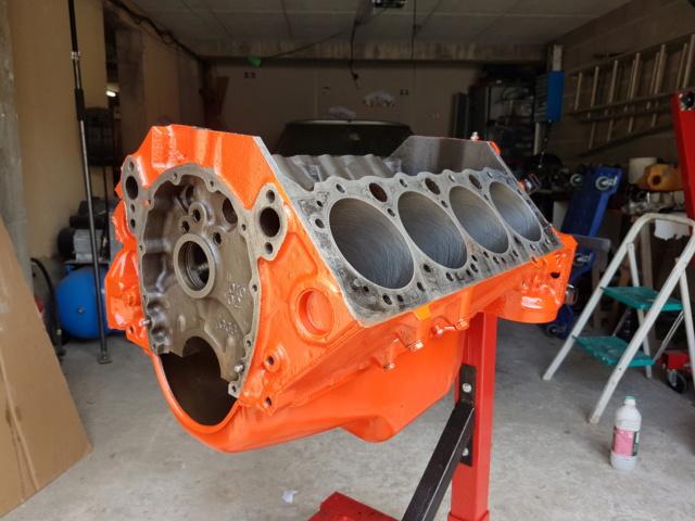 Reconstruction moteur et amélioration - Page 2 20200417