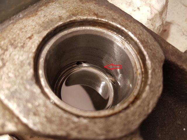 Étriers de freins arrière C3 79 Cylind11