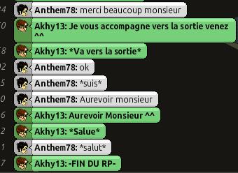 [C.H.U] Rapport d'action RP De Akhy13 Anth10