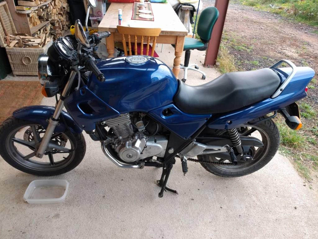 Hi :) Just got my first bike and looking to go touring... luggage advice? Img_2015