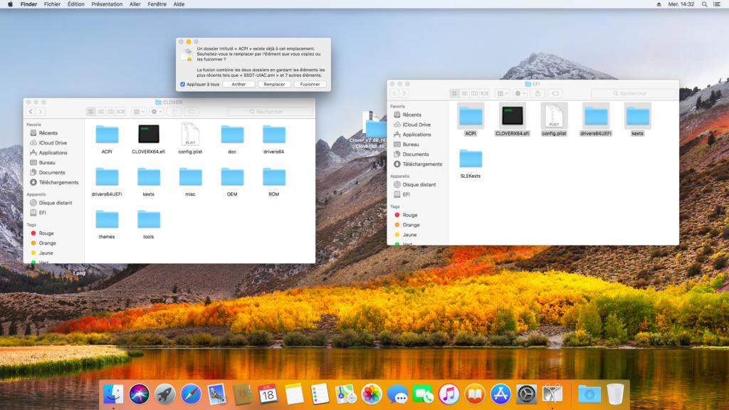 [TUTO]  High Sierra 10.13.3 - Acer Aspire VX5-591G 558Z Rempla10