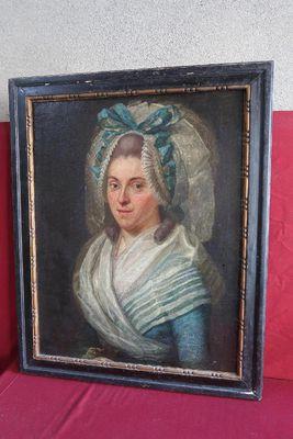 S'agit il bien de la reine Marie-Antoinette?  16244011