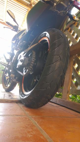 Neumático nuevo 20170911