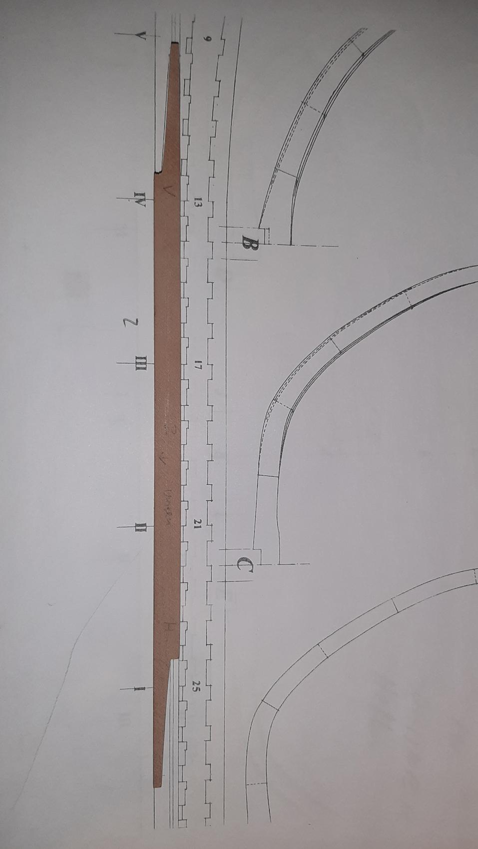 Bonhomme Richard 1779, échelle 1/60 par mtbbiker 20200122