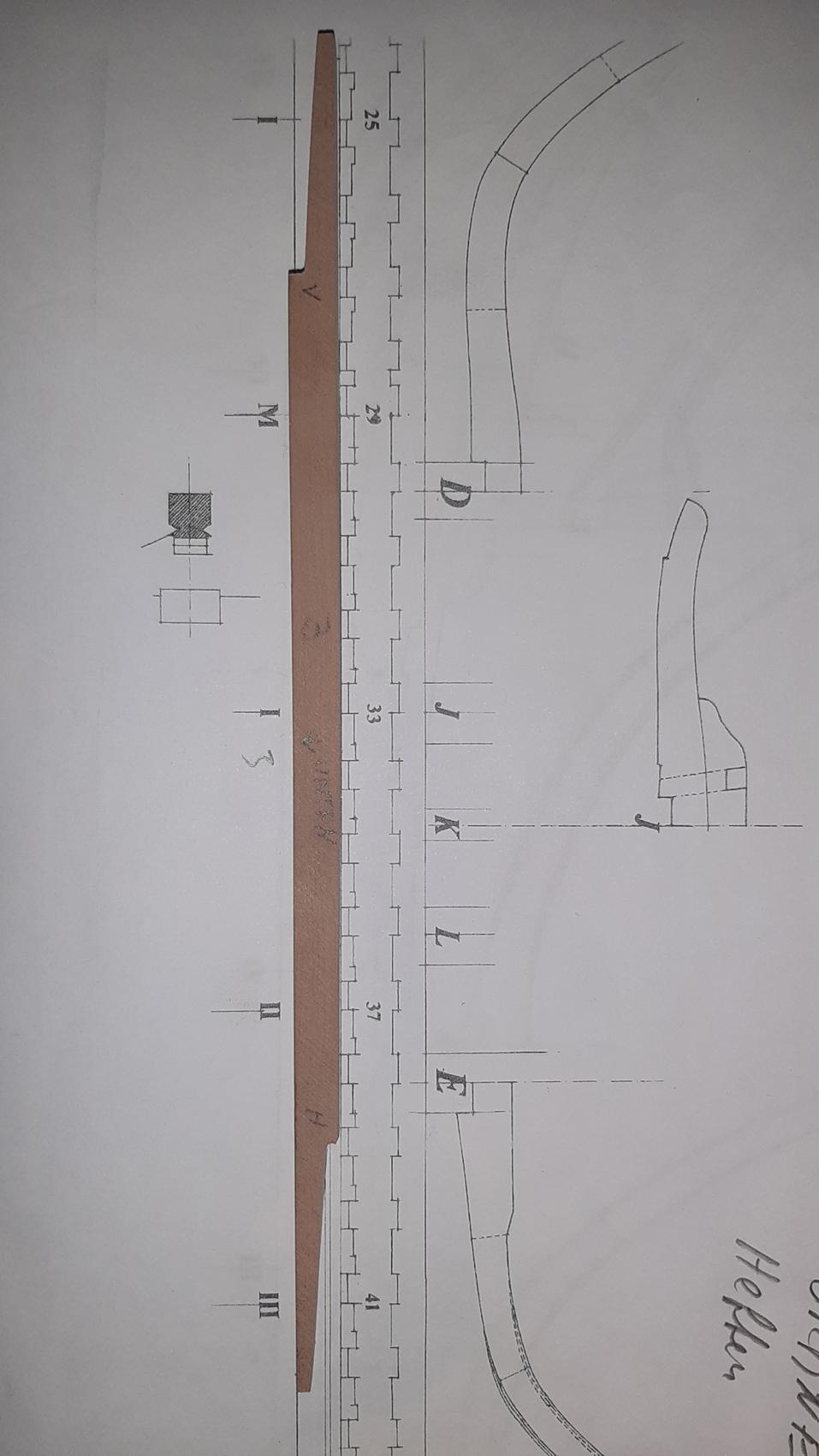 Bonhomme Richard 1779, échelle 1/60 par mtbbiker 20200123